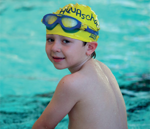 Aquaschool kids swimming lessons