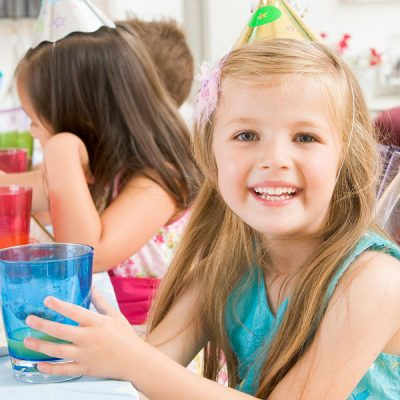 Children's Party in the Henty Room Field Place Manor House and Barns