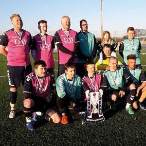 Disability Football awards