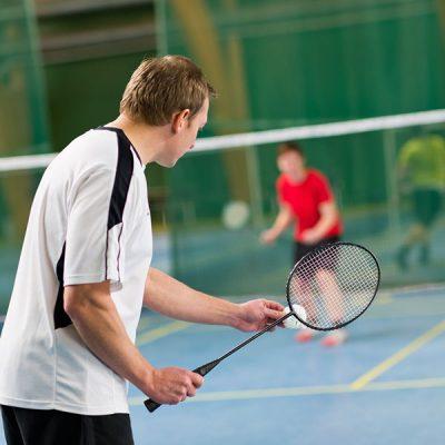 No Strings Badminton