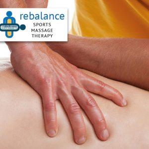 rebalance sports massage