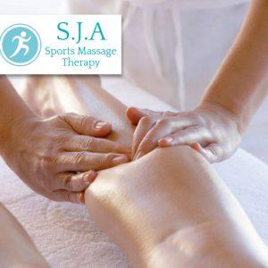 s.j.a. sports massage