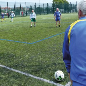 Walking Football Worthing Leisure Centre