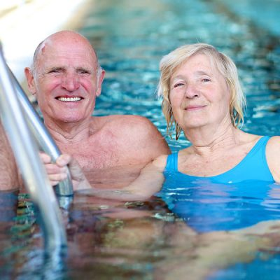 Adult Swimming Lessons at Splashpoint Leisure Centre
