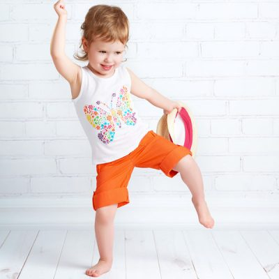 Dinky Boppers class for pre-schoolers
