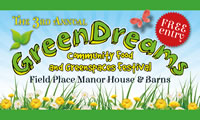 Green Dreams Field Place Manor House and Barns