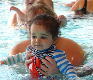 Parent and Baby Swimming Class
