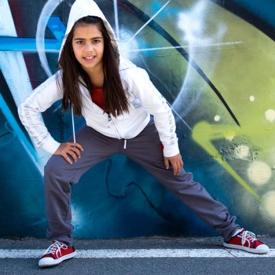 Streetz dance class