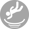 trampolining icon