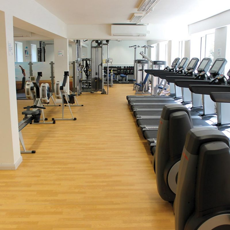 Worthing college fitness centre gym
