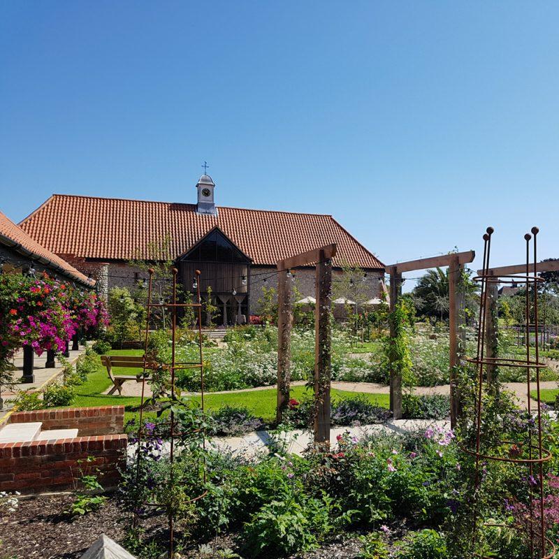 Field Place Manor House Wedding Gardens