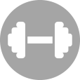 weights room icon