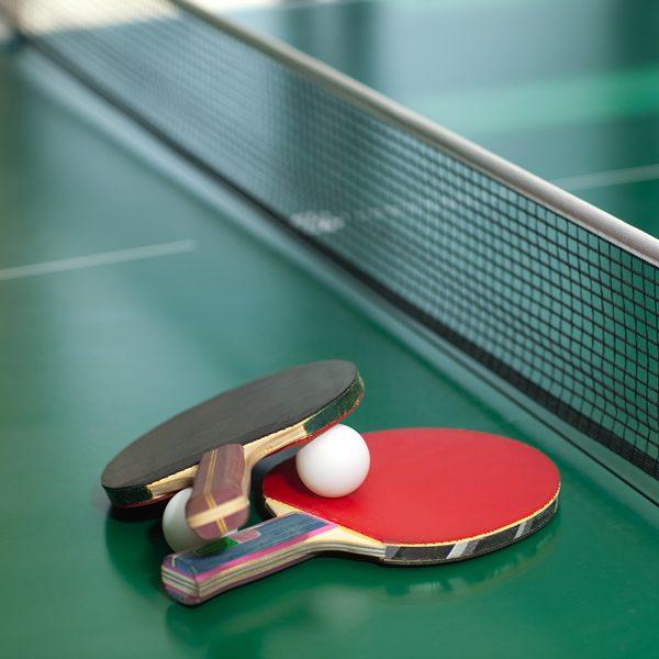 50+ Table Tennis