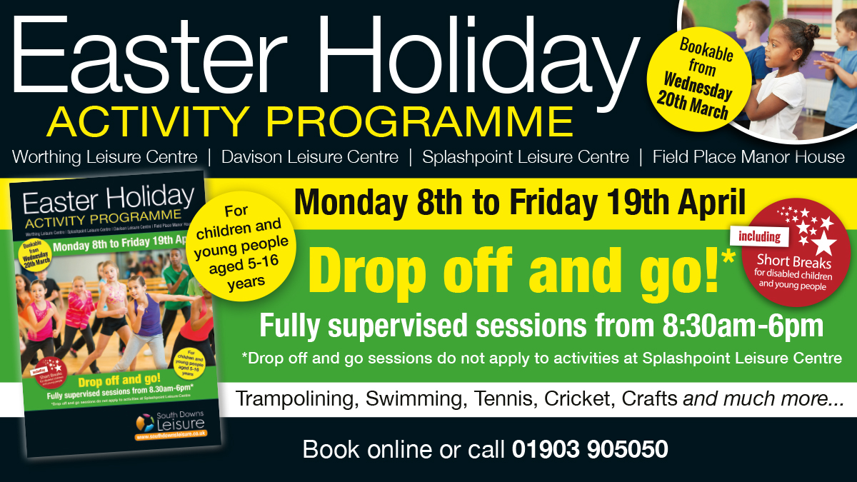 Easter Holiday Fun