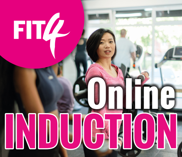 Online Gym Induction