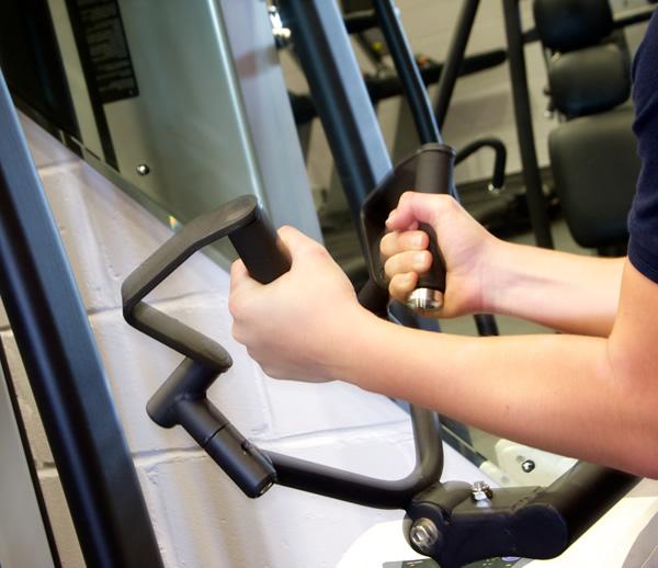 Davison Leisure Centre Gym