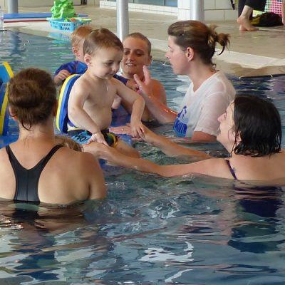 Pre School Swimming Lesson