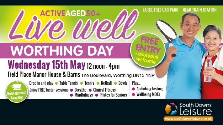 Live Well Worthing 2019