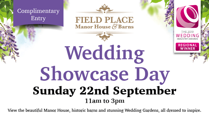 Wedding Showcase Day