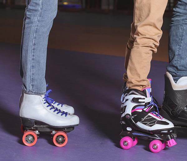 Roller Disco at Davison Leisure Centre
