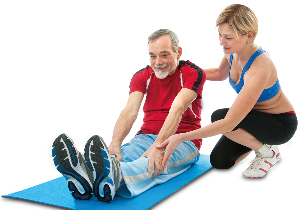 Exercise Referral Programme to help you get back on the road to recovery