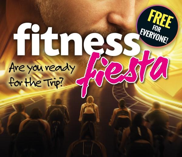 Fitness Fiesta October 2019