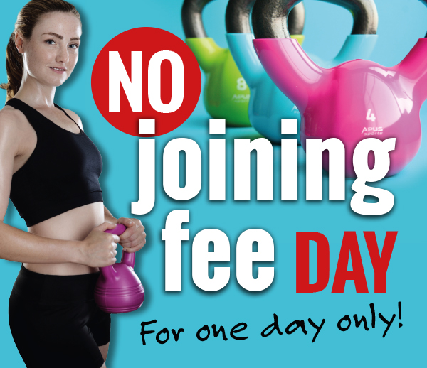 No Joining Fee October 2019