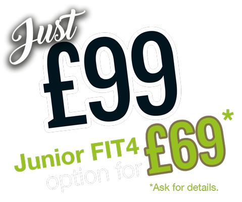 Gift of Fitness - 3 months for £99