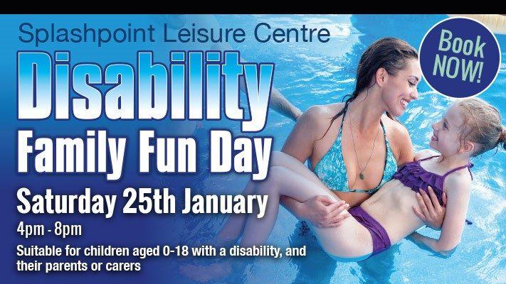 Disability Fun Day