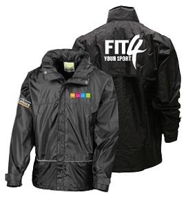 FIT4 Jacket Black