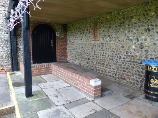 Disabled facilities at Field Place Manor House & Barns