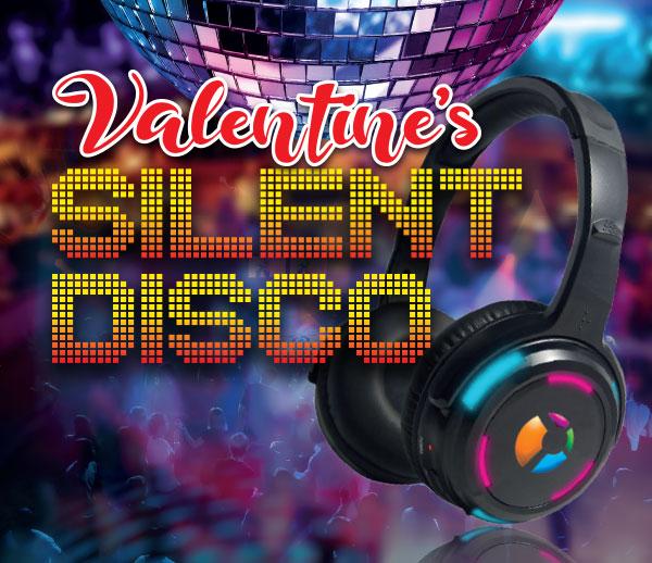 Valentines Silent Disco