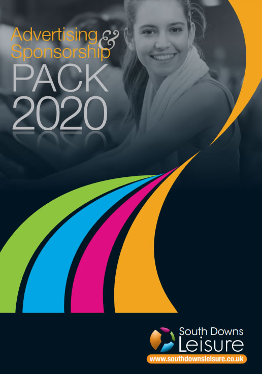 Sponsorship Pack 2020 at South Downs Leisure