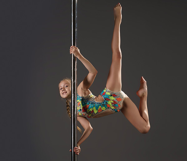 Junior Pole Fitness Drop In Sessions