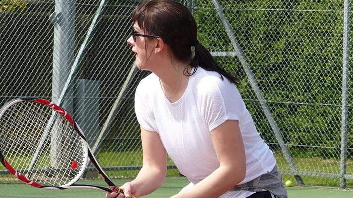 Tennis at Field Place Manor House & Barns