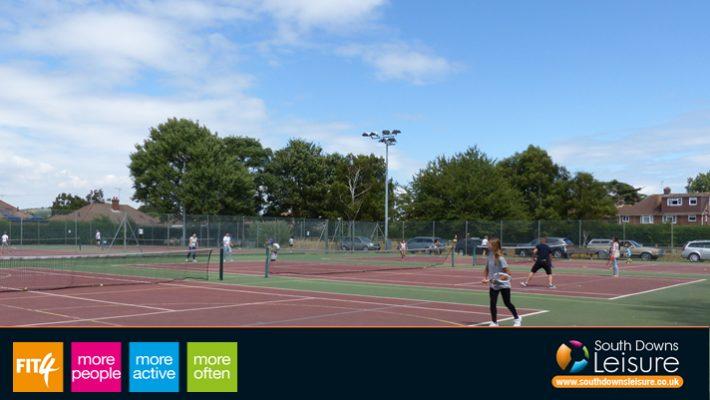 New all-season local tennis facilities