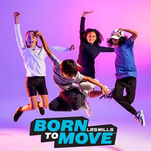 Les Mills Born to Move
