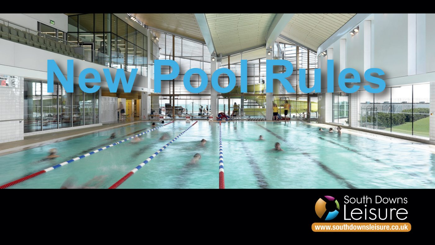 New pool rules