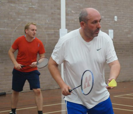 Badminton at Davison Leisure Centre
