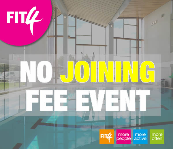 No Joining Fee Event