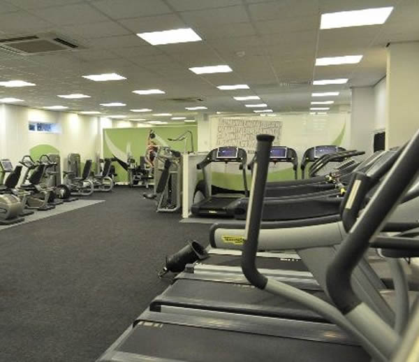 Southwick Leisure Centre gym
