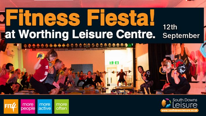 Fitness Fiesta - September 2021