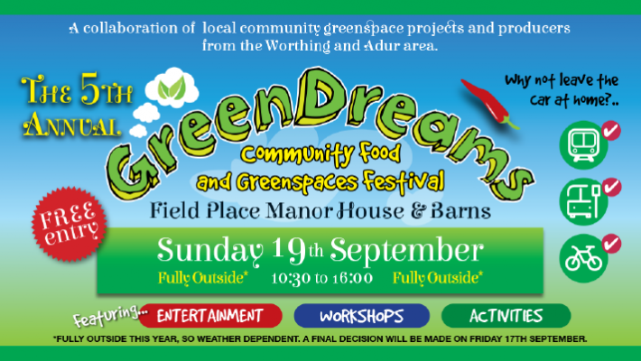 GrenDreams community food and greenspaces festival